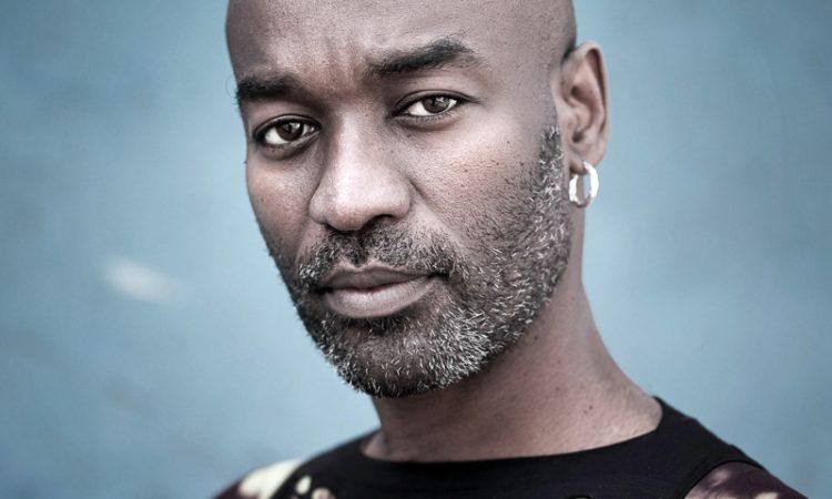 Jean-Guy Saintus, Haitian choreographer and dancer. antoine-tempé