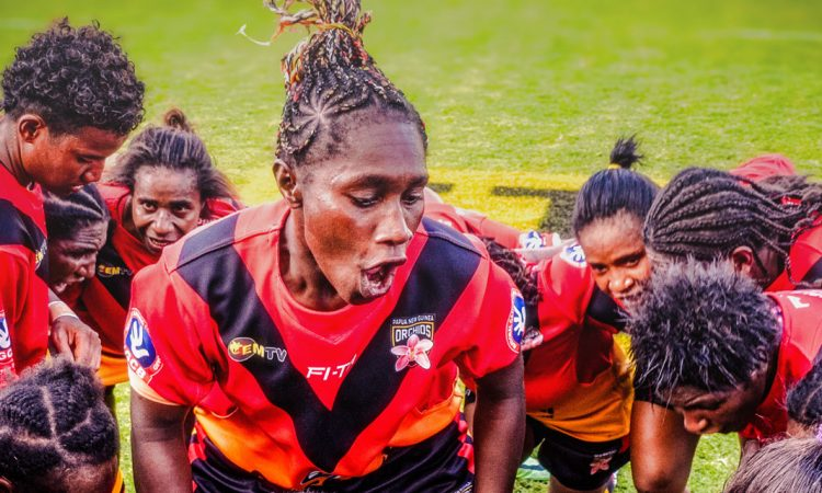 Power Meri - new documentary about the PNG women's rugby league team
