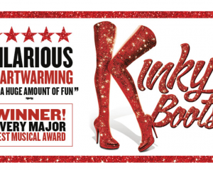 Kinky Boots at Bradford Alhambra