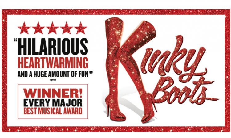 Kinky Boots at Bradford Alhambra
