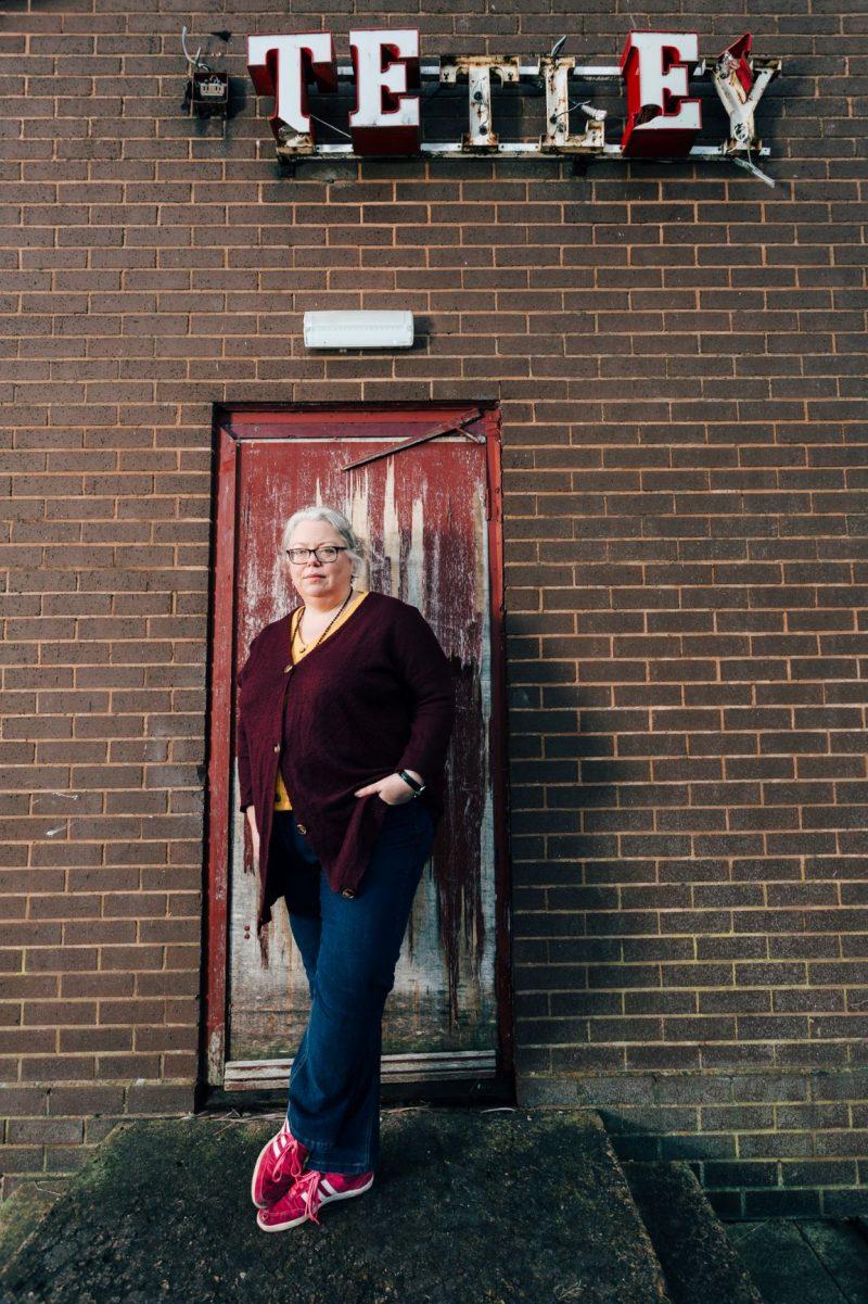Black Teeth and a Brilliant Smile - Playwright Lisa Holdsworth