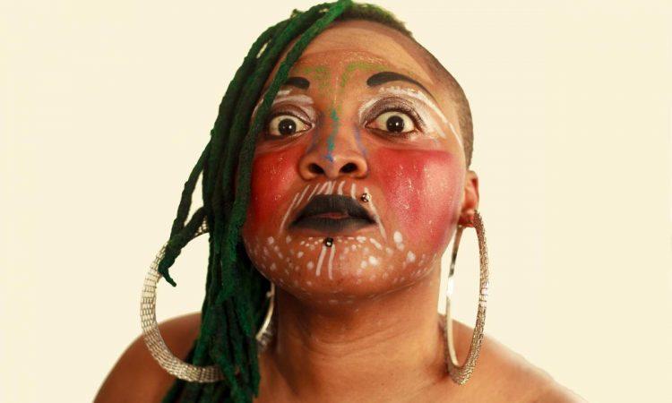 Òrìshà performer Kafayat Adegoke
