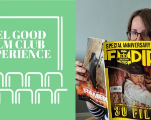 Feel Good Film Club Experience