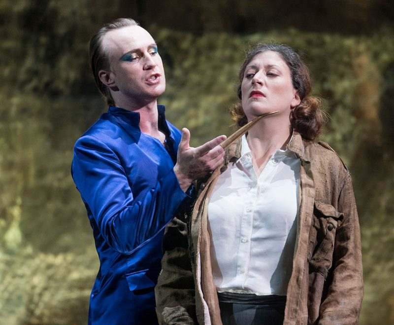 Handel's epic operatic tale by Opera North