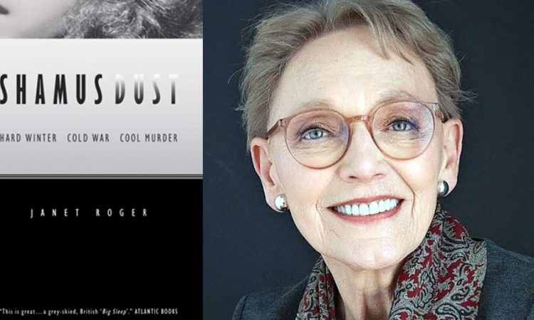 Shamusdust author, Janet Roger