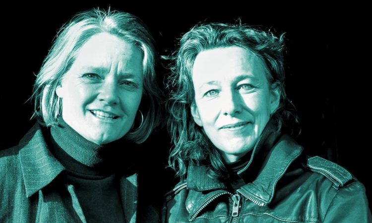 Linn Waite & Kate Byers of Early Day Films