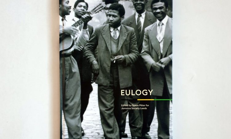 Eulogy book cover