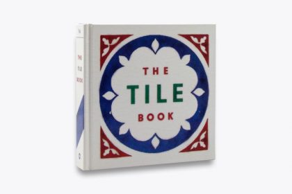 The Tiles Book (product shot)
