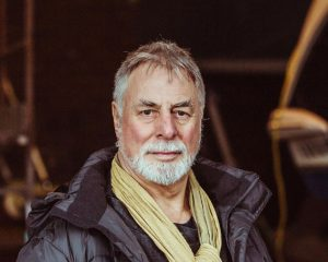Actor and director Barrie Rutter by Chris Pepper