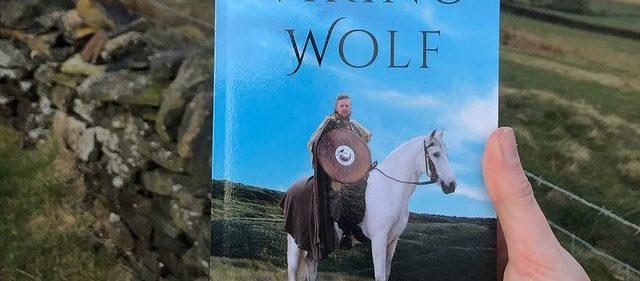 Viking Wolf cover